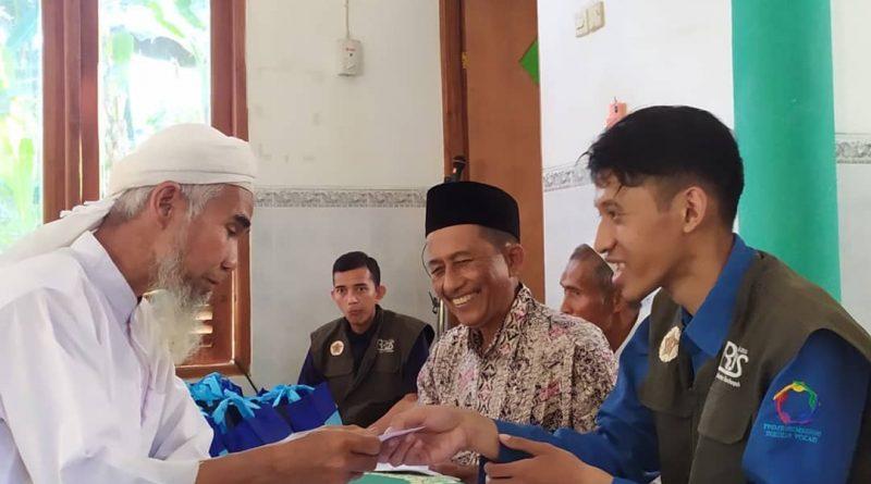 Penyaluran Santunan Mualaf Bulan Desember 2019